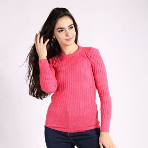 Sweater Trenza Soft