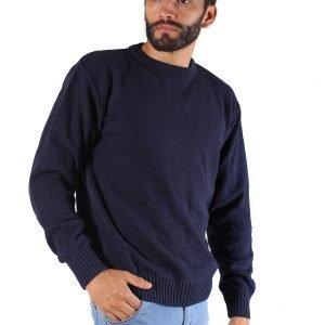 Sweater Basico Punto Arroz