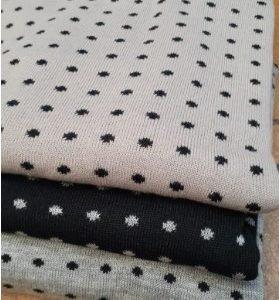 Sweater Acrilico Lunares